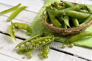 Фото совета Как варить зелёный горошек