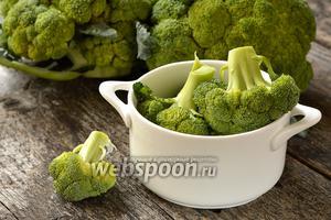 Фото совета Как варить брокколи