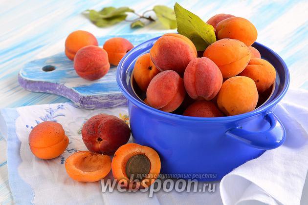 Фото Как сушить абрикосы
