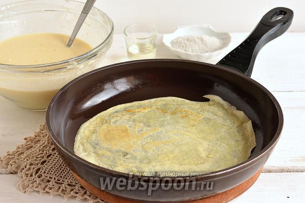 Фото Как подготовить сковороду для выпечки блинов