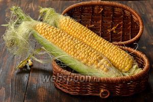 Фото совета Как выбрать кукурузу