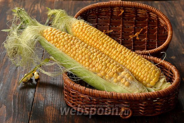 Фото Как выбрать кукурузу