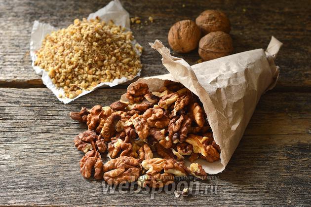 Фото Как быстро измельчить орехи