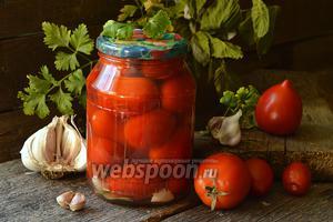 Фото совета Как мариновать помидоры