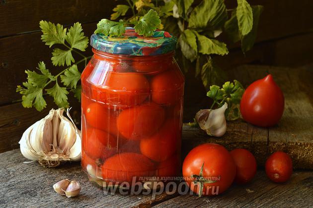Фото Как мариновать помидоры