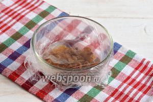 Как для выпечки распарить изюм — photo 6