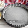Фото совета Как смазать и присыпать мукой форму для выпечки