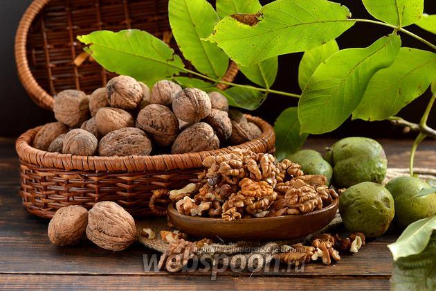 Фото Как хранить грецкие орехи