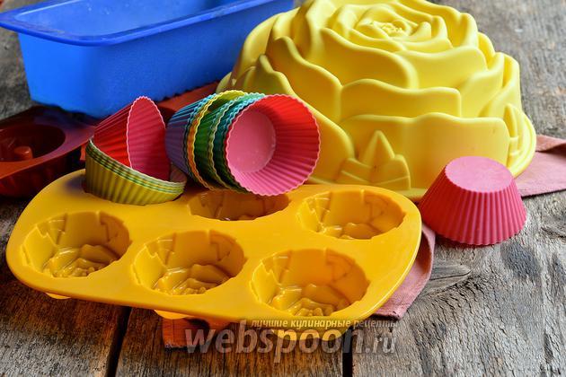 Фото Как пользоваться силиконовыми формами для выпечки