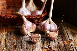 Фото совета Как варить чеснок