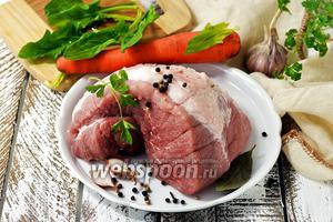 Фото совета Как варить свинину