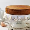 Фото совета Как испечь ровный бисквит