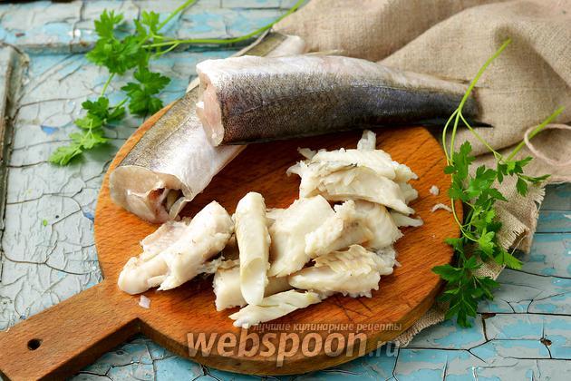 Фото Как легко отделить рыбу от костей