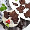 Фото совета Как сделать шоколадные листья