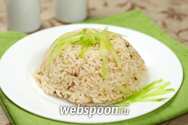 Фото Пряный рис