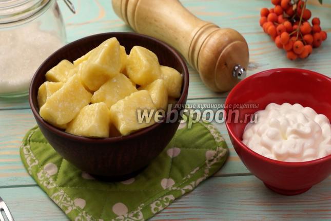 творожные ленивые вареники на 1 кг -простые рецепты
