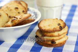 Рецепт овсяного печенья селезнева