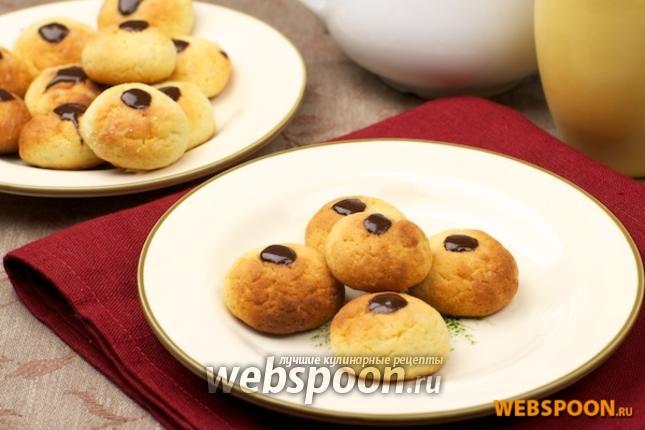 Фото Творожно-лимонное печенье