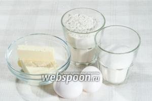 Вам понадобится: яйца, сахарная пудра (можно заменить на сахар), мука пшеничная, масло сливочное (растопить), ароматизатор (ванилин, лимон....).