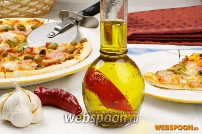 Фото Острое масло