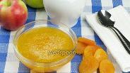 Фото рецепта Абрикосовый соус