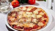 Фото рецепта Пицца «Маргарита»
