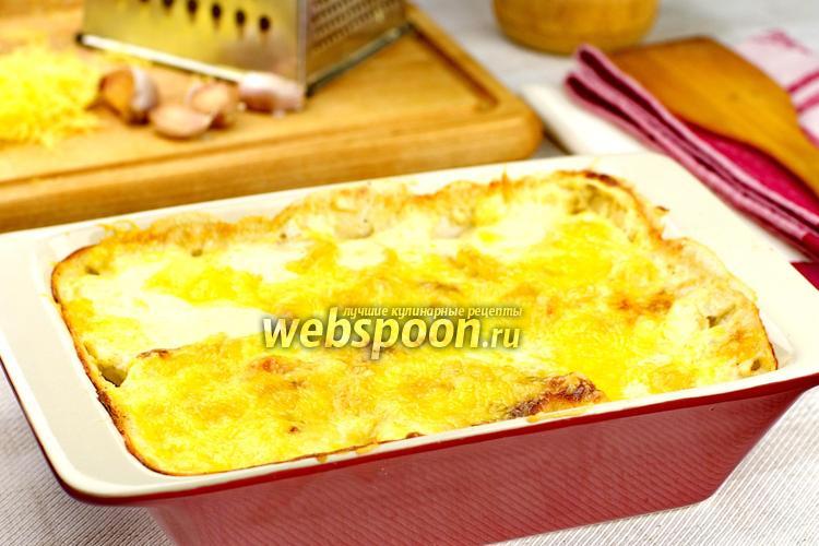 Фото Гратен из картофеля