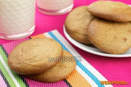 Печенье гречневое