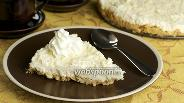 Фото рецепта Творожный торт без выпечки