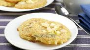 Фото рецепта Тарталетки с миндальным кремом и яблоком