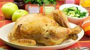 Фото рецепта Запечённая курица