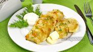 Фото рецепта Вареники с квашеной капустой
