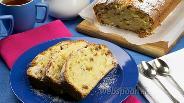 Фото рецепта Кекс лимонно-творожный