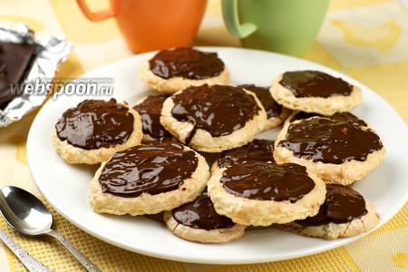 Печенье «Кокосовые тучки»