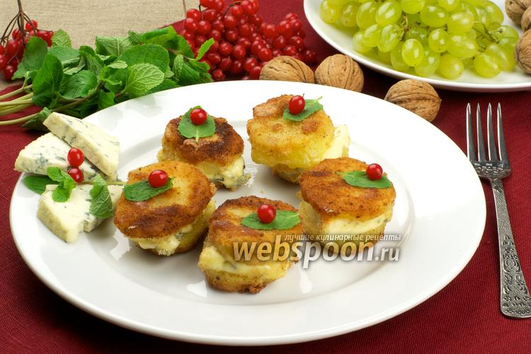 Фото Картошка с сыром