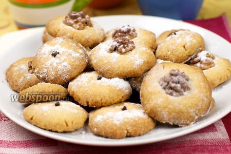 Песочное печенье «Курабьедес»