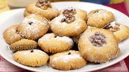 Фото рецепта Песочное печенье «Курабьедес»
