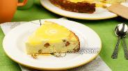 Фото рецепта Творожная запеканка с ананасами