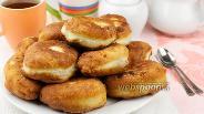 Фото рецепта Пирожки с картошкой жареные