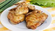 Фото рецепта Шашлык из курицы с уксусом