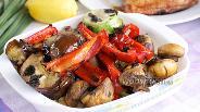 Фото рецепта Запечённые овощи на гриле