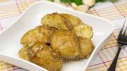 Фото рецепта Молодой картофель в сухарях