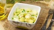 Фото рецепта Картофельный салат с сельдереем
