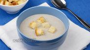 Фото рецепта Грибной суп-пюре