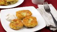Фото рецепта Картофельные биточки
