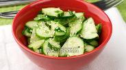 Фото рецепта Огуречный салат