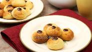 Фото рецепта Творожно-лимонное печенье
