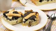 Фото рецепта Пирог с маком и творогом
