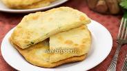Фото рецепта Хачапури с сыром Сулугуни