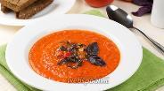Фото рецепта Томатный суп